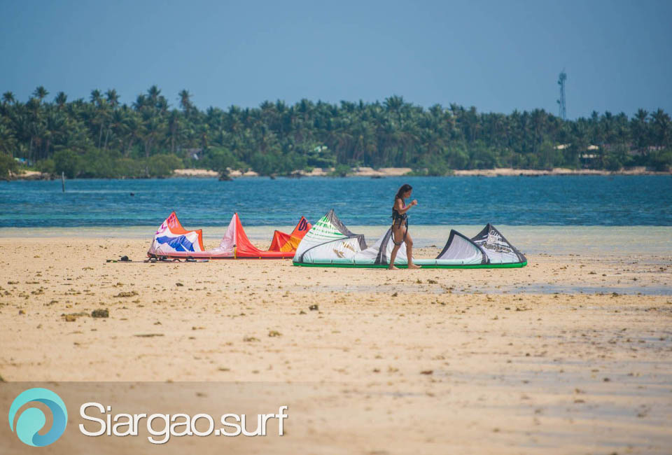 kite school siargao