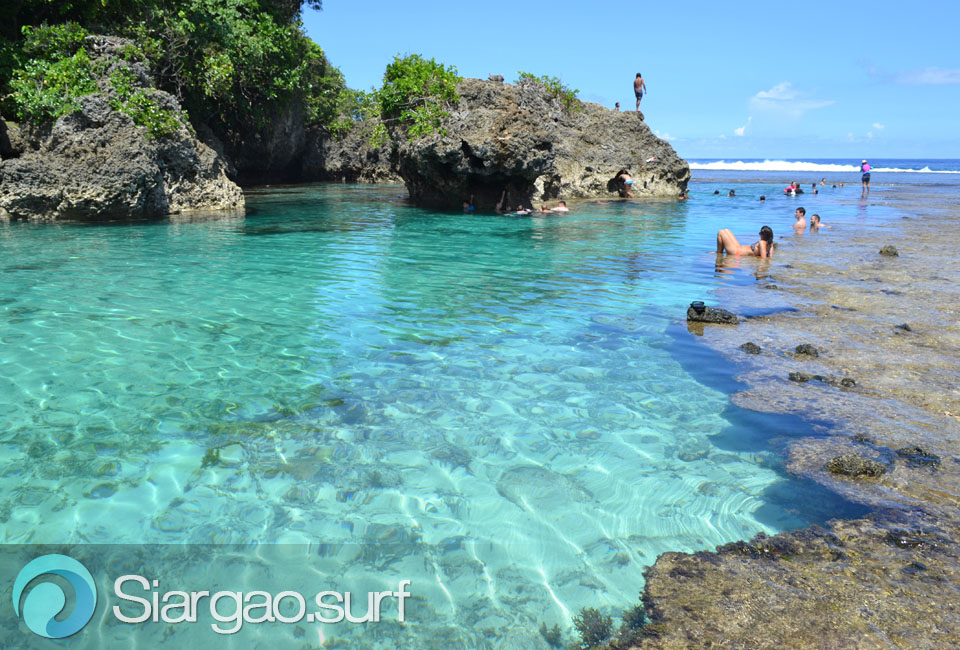 rock pool siargao