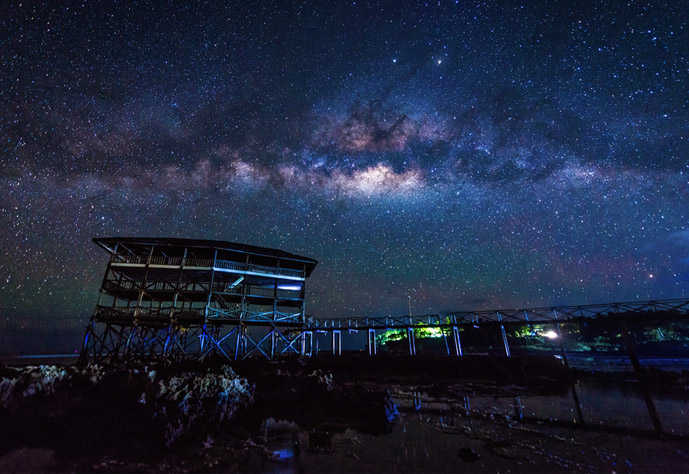 milky way siargao