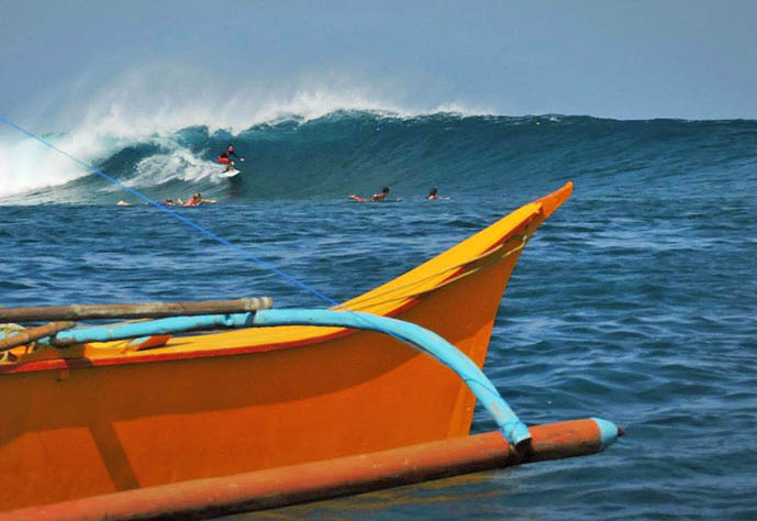 stimpys surfing