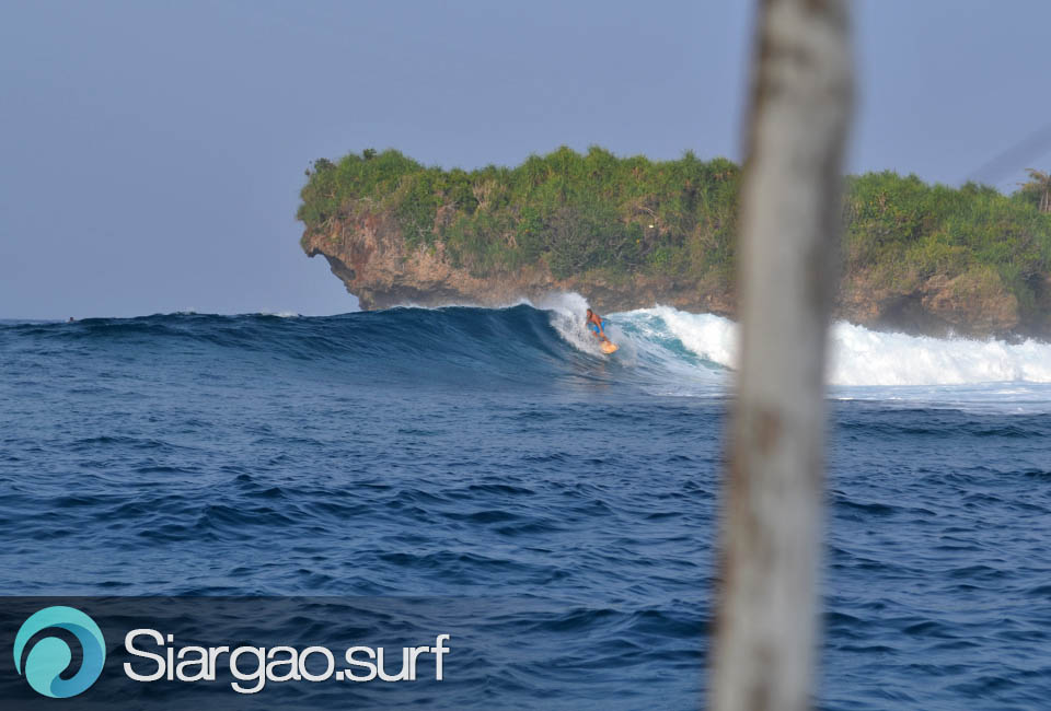 surfing rock island