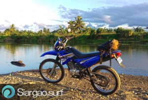 motorcycle rental siargao