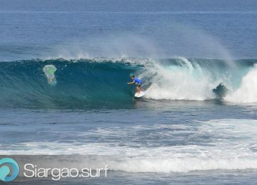 Piso Alcala & John Mark Tokong not to reach finals of Siargao Cloud 9 Surfing Cup
